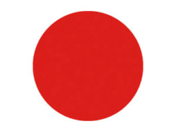 Showtec Filter rola 106, primarna crvena, 1,22m x 0,53m