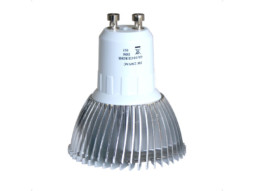 LED žarulja GU10, 3x1W 60° hladna bijela dimabilna – Epistar