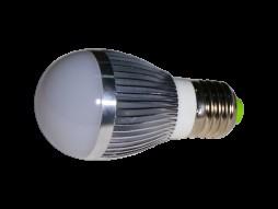 LED žarulja E27, 3x1W, o50x113mm, 170°, 250 Lum, topla bijela – X-Light