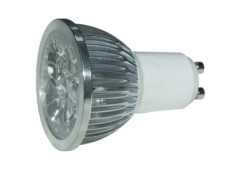 LED žarulja GU10 4x1W 220V, topla bijela – Epistar