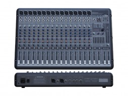 X-Audio Mikser PRO-FX16,16 kanala, multiefekt,i MP3 player