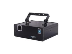 Laser, POWER-7 PRO, 850 mW RGB, DMX, ILDA, auto, zvuk 3D color mixer – CR