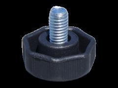 Athletic Plastični stezač vijak M6/10mm za stalak MIC-5/MIC-8
