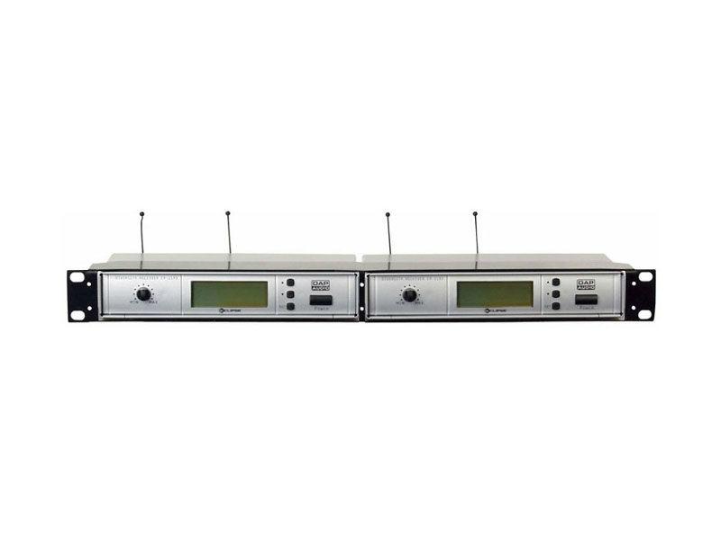 """19"""" Rack adapter za 2 bežična prijemnika ER-1193"""