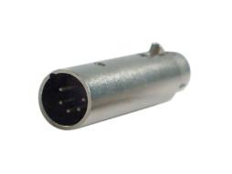 DAP Adapter DMX 5 Pin M / 3 Pin Ž