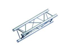 Alu konstrukcija PT30-300, trokutasta, ravna, 3m + spajalice – Milos