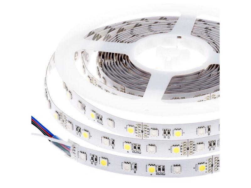 DDO LED traka SMD5050 60 ledica/m 12W/24V RGBW 4in1 IP20