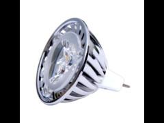LED žarulja, MR16, 3×1 W, hladna bijela, dimabilna