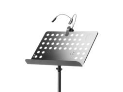 Stalak SMS 17 SET 1, notni, s LED lampicom – Adam Hall