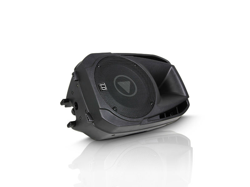 LD Systems Zvučna kutija PLAY12A, aktivna, 12″, s MP3 playerom, 250W RMS, 1000W Peak