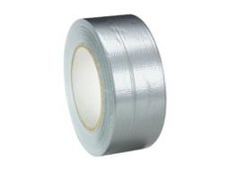 Adam Hall Ljepljiva traka za binu srebrna, 50 mmx50 m Gaffer