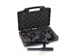 LD Systems Mikrofonski set D1017SET, za bubanj, 7 dijelova