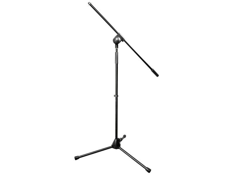 Stalak za mikrofon pecaljka 1,65 m alu baza