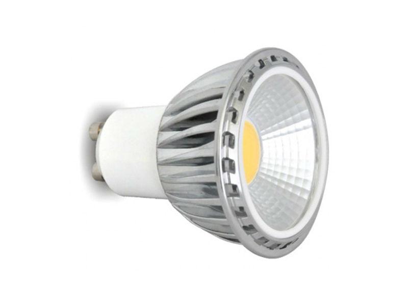 LED žarulja GU10, 3W/220V, 250lm, COB, hladna bijela 6000K