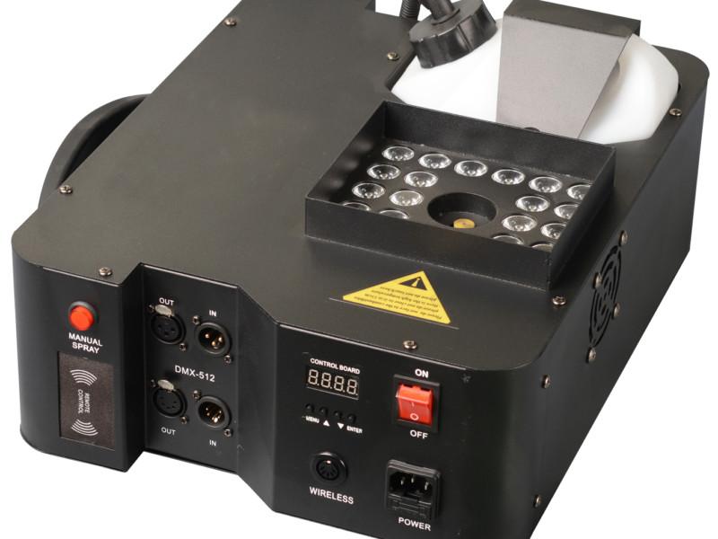 Dimilica obični dim, DSK-1500V PRO, Pyro Top – Dj Power