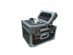 Hazer, 500 W, display, timer, DMX, PRO u flightcase-u, – Dj Power