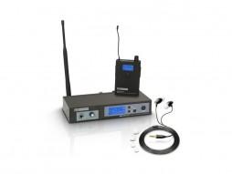 In-Ear bežični monitoring sistem, MEI 100 G2, 823 – 832 i 863 – 865 MHz – LD Systems