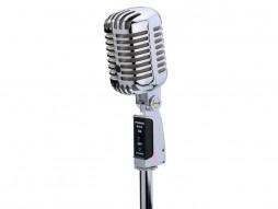 LD Systems Mikrofon D1010 žični, dinamički Vokalni Memphis style