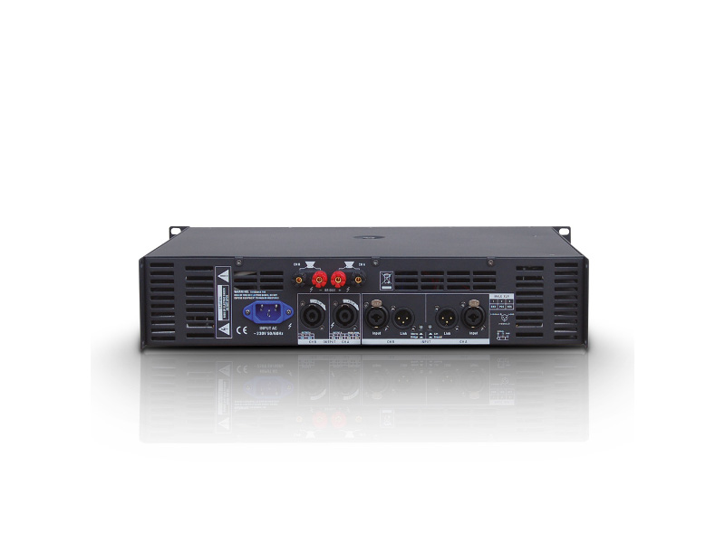 LD Systems Pojačalo DEEP2 Series, 2x800W
