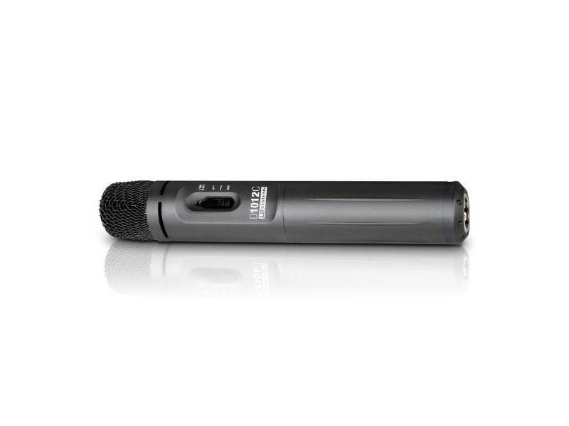 LD Systems Mikrofon D1012C, žični kondenzatorski