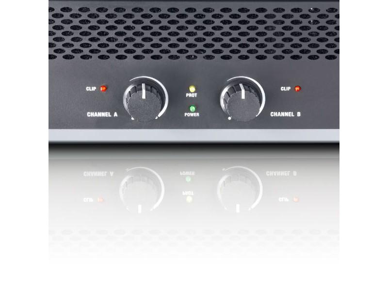 LD Systems Pojačalo DJ 800, PA 2x400W/4 Ohm  ili 2x240W/8Ohm