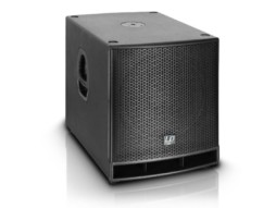 Zvučna kutija STINGER SUB 15AG2, 15″ aktivni PA subwoofer, 400W RMS, 1600W Peak – LD Systems