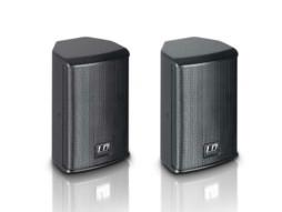 LD Systems Zvučna kutija SAT42G2, 4″ pasivna, 60W, instalacijski monitor, crni (par)