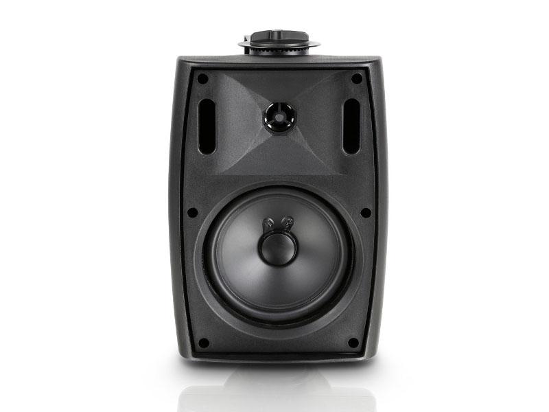 LD Systems Zvučna kutija Contractor CWMS52B, 100V, 5.25″, 2-way, 30W, crni (par)