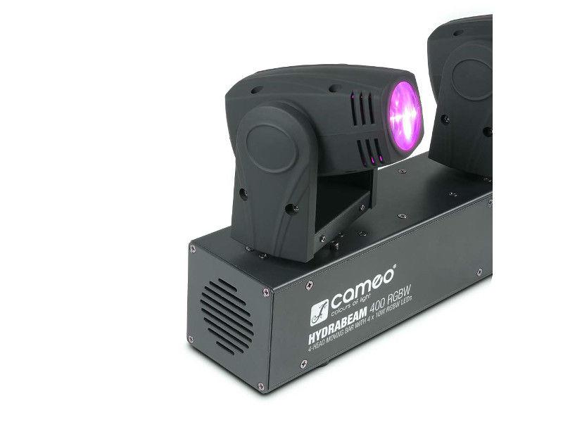 Cameo LED Bar Moving Head HYDRABEAM s 4 ultra brze glave, 4 x 10W, CREE RGBW