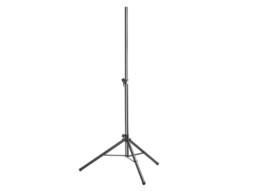 Stalak za zvučnike, 195 cm, crni – Adam Hall