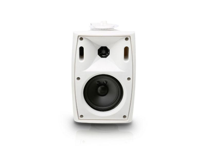 LD Systems Zvučna kutija Contractor CWMS42W, 4″ 2-way 20W bijeli (par)