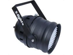 X-Light LED PAR56 PRO-153 srebrni