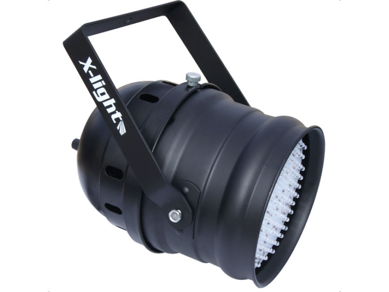 X-Light LED PAR56 PRO-153 srebrni