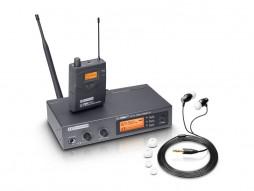 In-Ear bežični monitoring sistem, MEI 1000 G2, 823 – 832 i 863 – 865 MHz – LD Systems