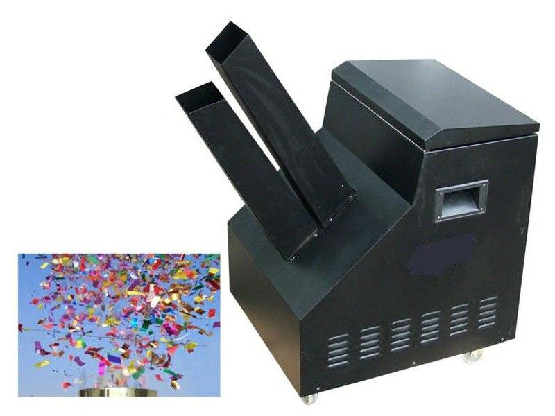 Mašina za izbacivanje konfeta, 1000W, bežična kontrola
