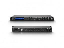 LD Systems DSP kontroler LDDPA260, 19″, 6 kanala