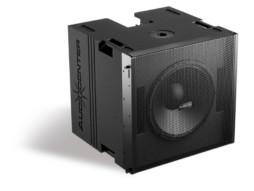 Zvučna kutija single 10″, 1200W RMS, aktivna, subwoofer – Audiocenter