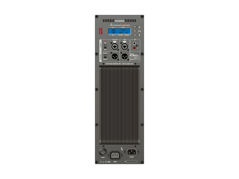 Audiocenter Zvučna kutija dual 12″ TS212-SW 1800W DSP aktivna subwoofer