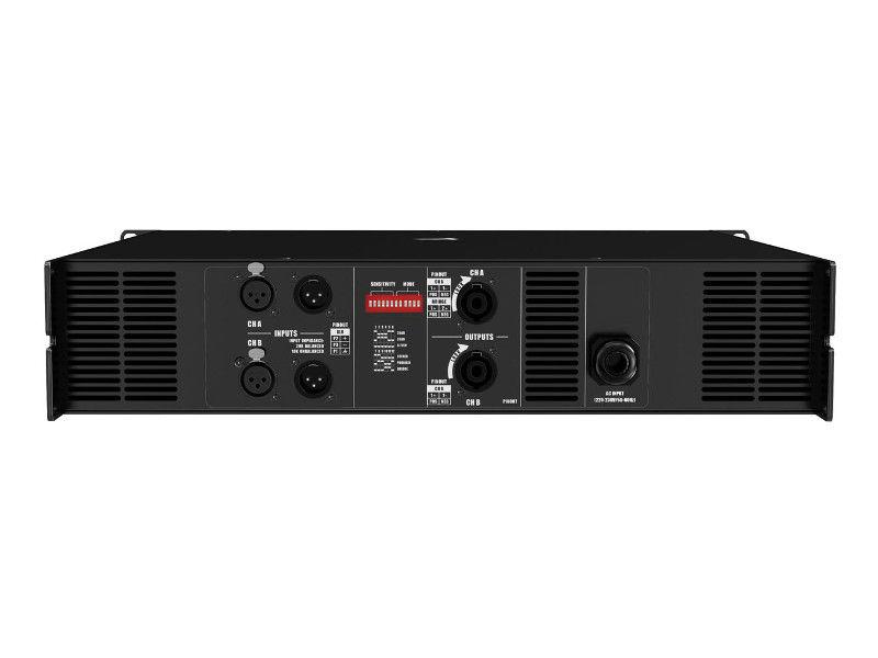 Audiocenter Pojačalo MVP8000 2×800W@8Ohm stereo 2×1200W@4Ohm stereo 2ohm stereo stable