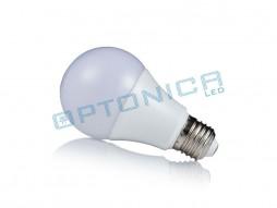 LED žarulja E27 A65 12W 1055LM 175-256V 2700K topla bijela – Optonica