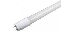 LED cijev T8 GLASS 120CM, 18W/220V MAT prirodno bijela – napajanje s jedne strane – Optonica