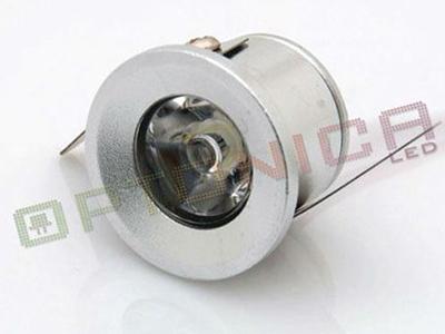 Optonica LED downlighter ugradbeni, 1W, okrugli, MINI modul, 6000K hladno bijela