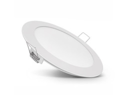 Optonica LED panel ugradbeni 12W okrugli AC85-265V 4500K prirodna bijela – s napajanjem