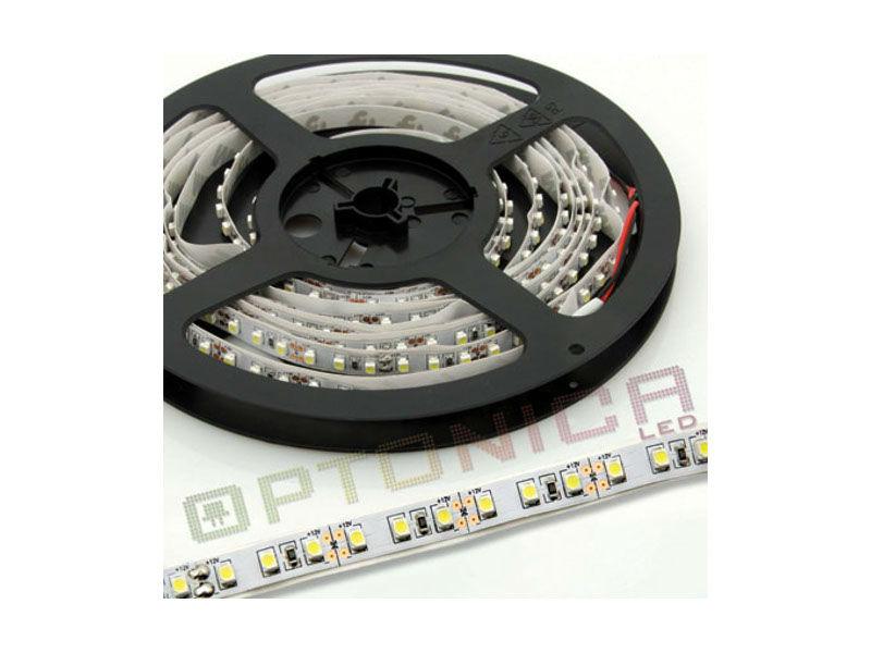 LED traka 12V 2835 60SMD/m 4,8W/m zelena – Optonica