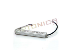 Vodootporno napajanje za LED traku 60W 12V 5A – metalno – Optonica