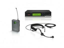 Mikrofonski set XSw 52-B, bežični, naglavni, sa beltpackom, 614-638 MHz – Sennheiser