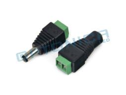 Optonica Konektor za LED traku DC muški
