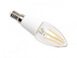 LED žarulja E14 4W 220V topla bijela – min 10PCS kao žarna nit – Optonica