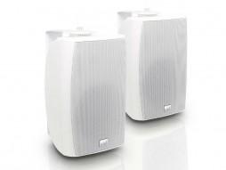 LD Systems Zvučna kutija Contractor CWMS52W, 100V, 5.25″, 2-way, 30W, bijeli (par)